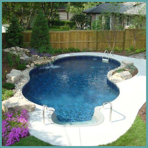 Small Patio Swimming Pools