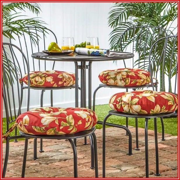 Small Round Patio Chair Cushions