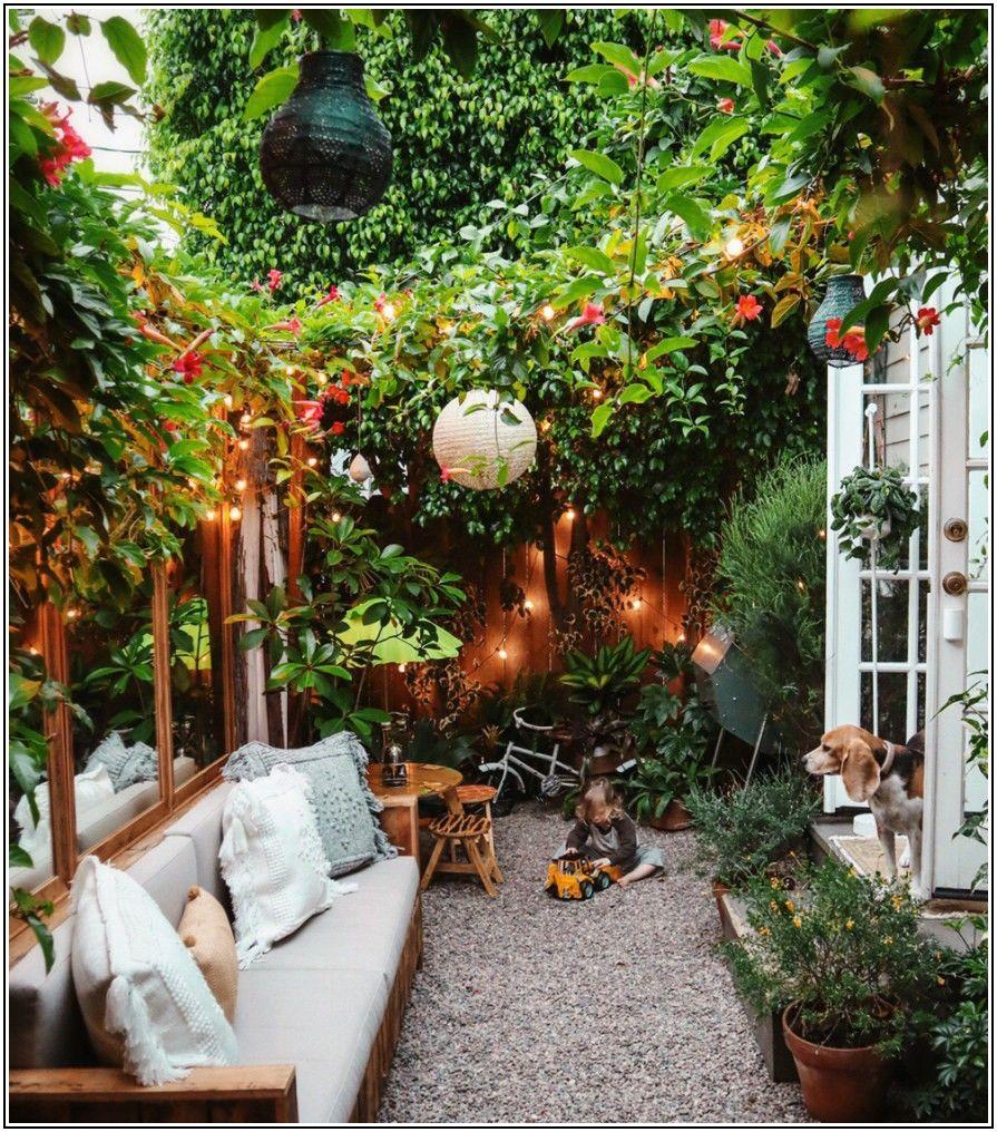 Small Space Outdoor Patio Ideas