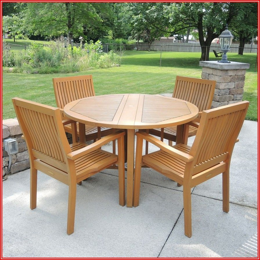 Smith And Hawken Patio Table