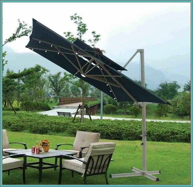 Southern Patio Offset Umbrella Replacement Canopy