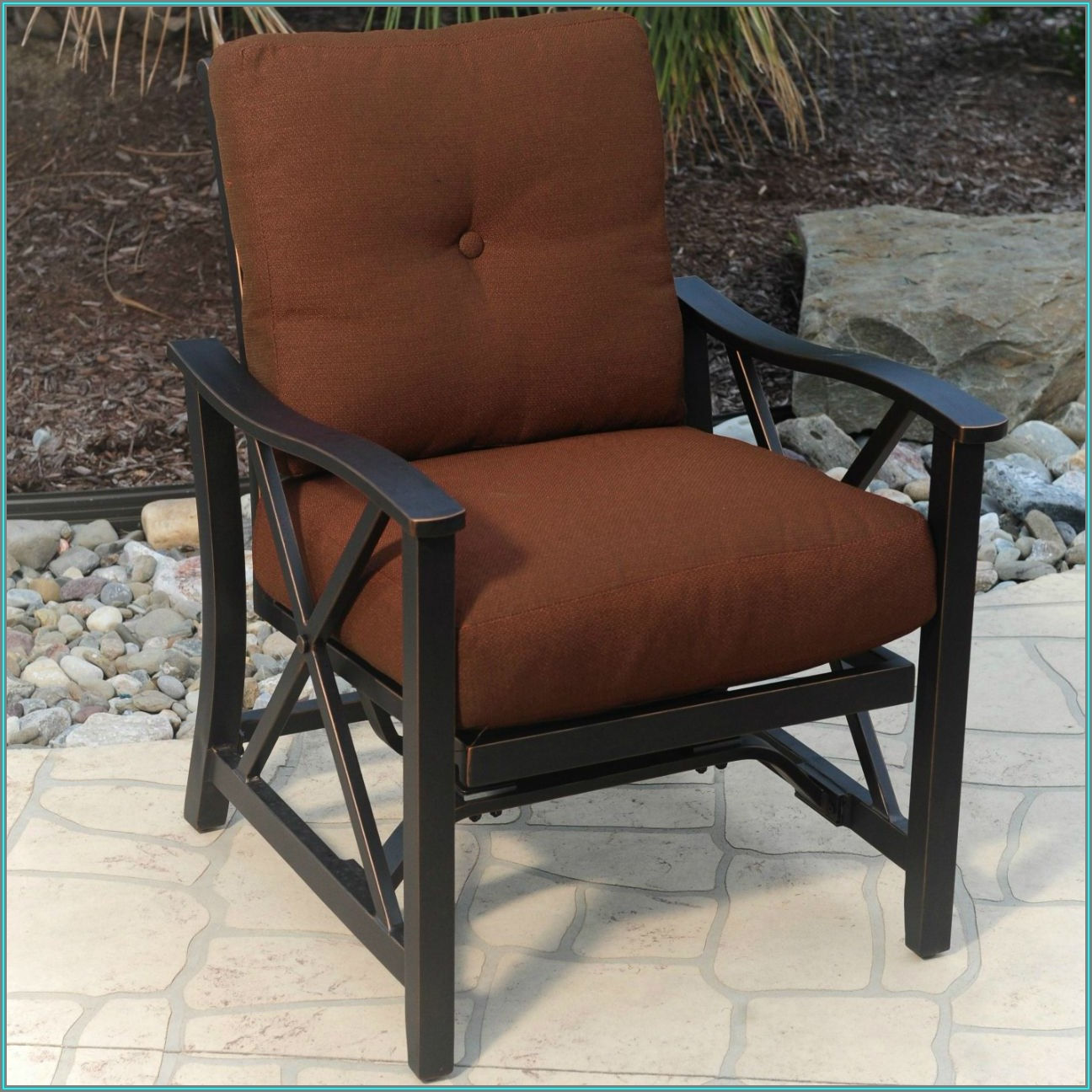 Spring Back Patio Chairs