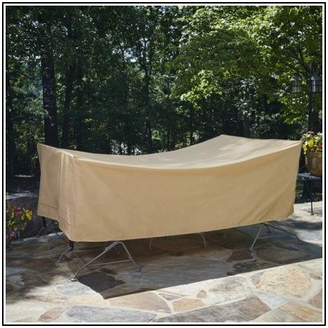 Square Patio Dining Set Cover