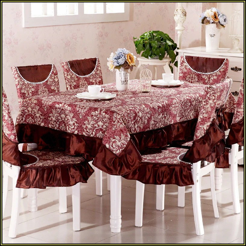 Square Patio Dining Table Cover