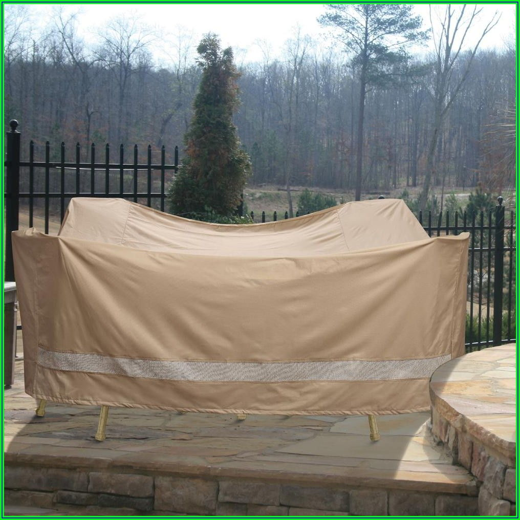 Square Patio Set Cover