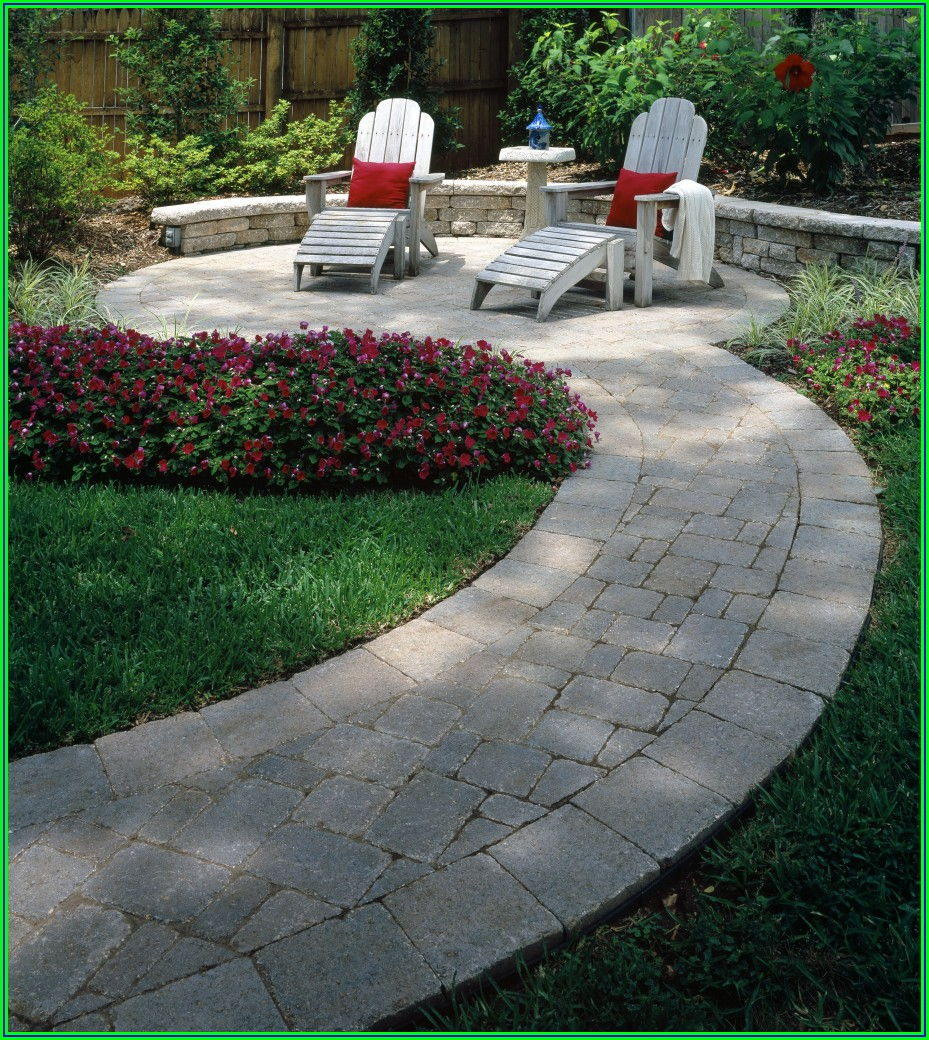 Stone For Patios And Walkways