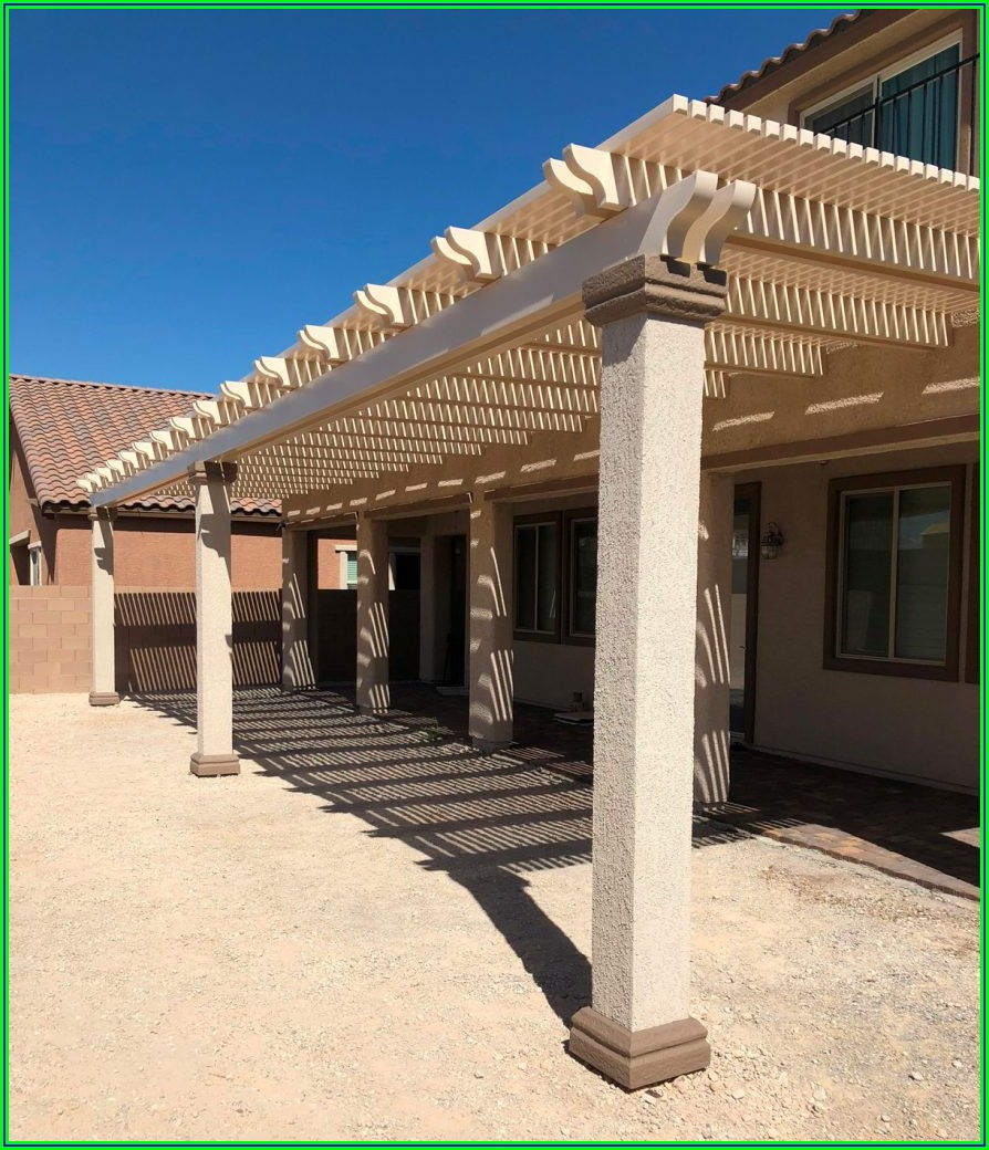 Stucco Patio Covers Las Vegas