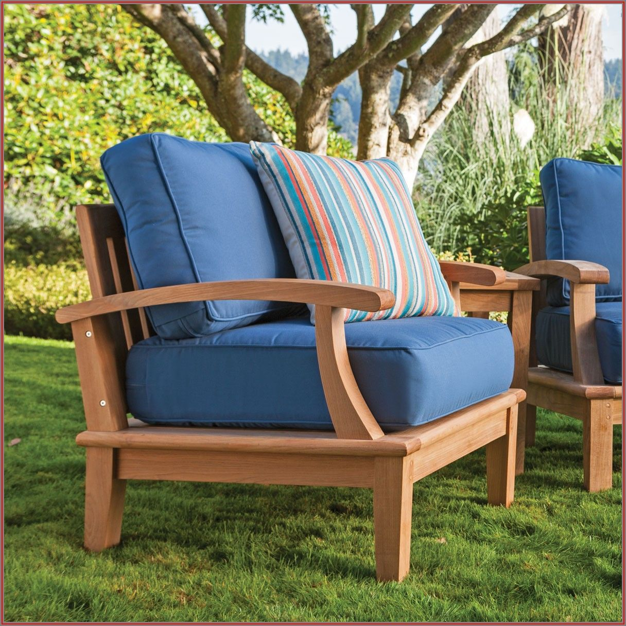 Sunbrella Patio Furniture Cushions