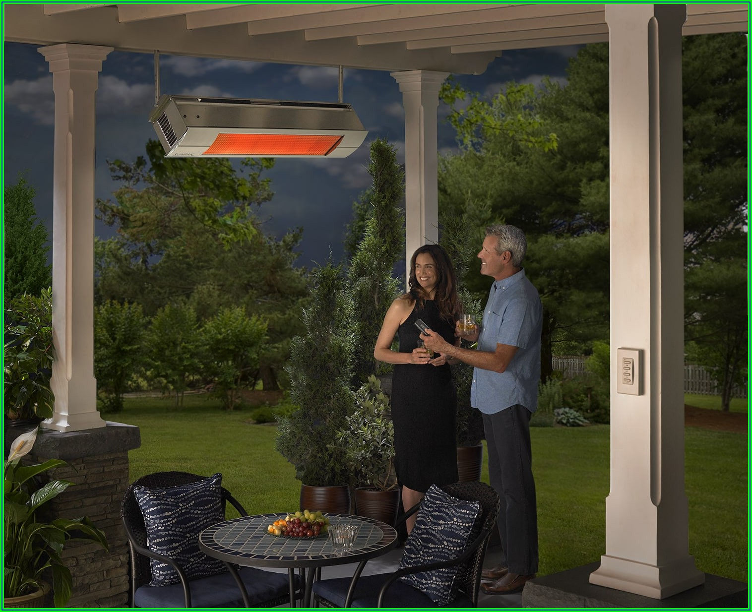 Sunpak S25 Patio Heater