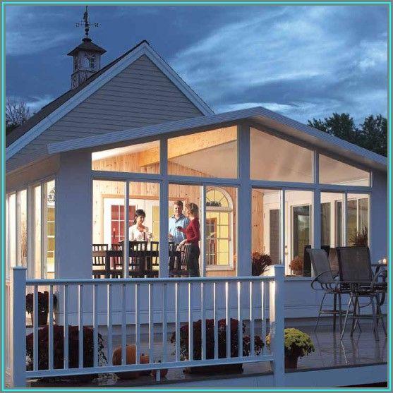 Sunrooms And Patio Rooms Inc