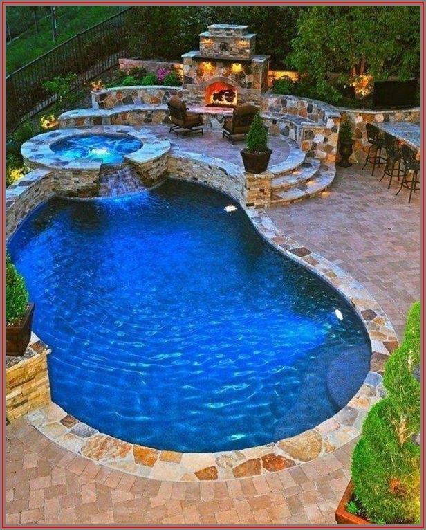 Swimming Pool And Patio Ideas