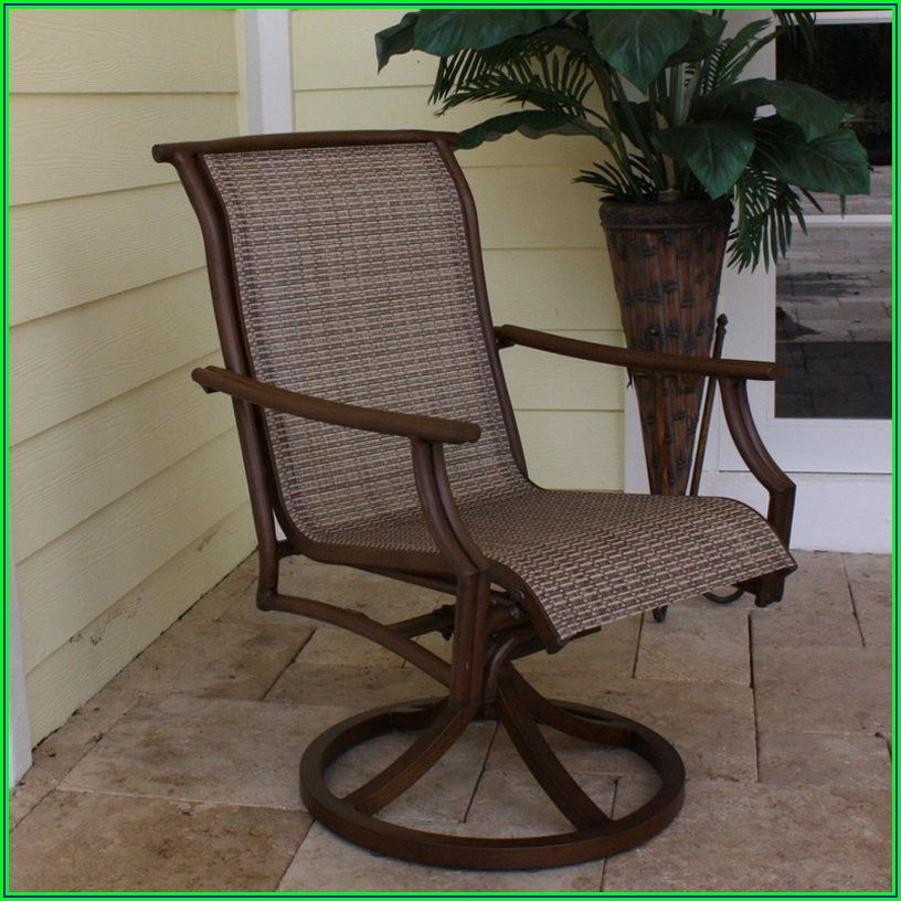 Swivel Rocker Patio Dining Chairs