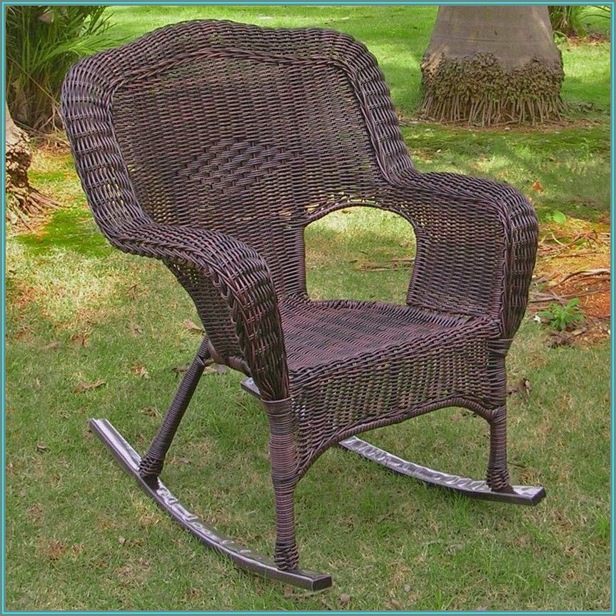 Synthetic Wicker Patio Chairs