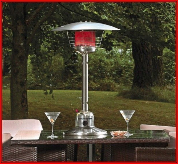 Table Top Electric Patio Heater Uk