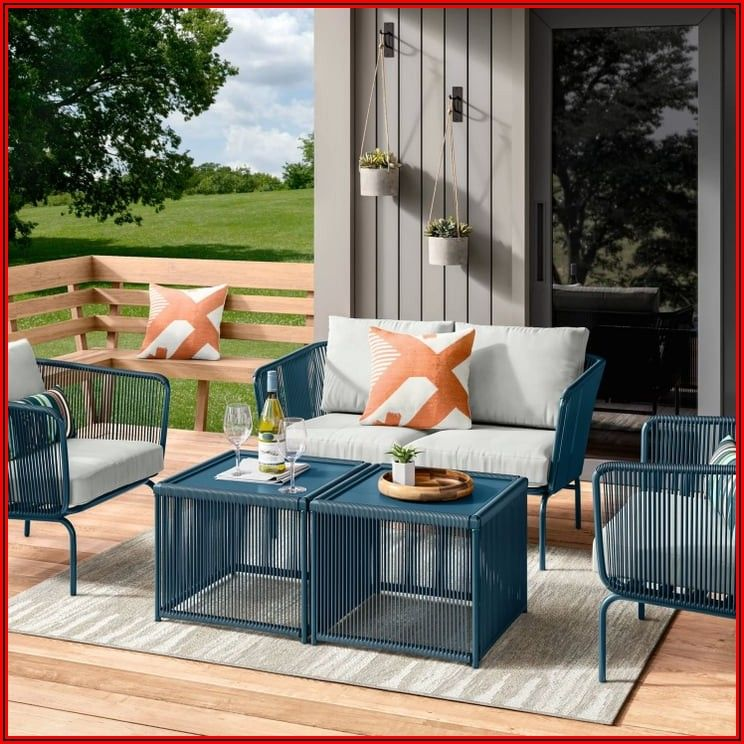Target Conversation Patio Furniture