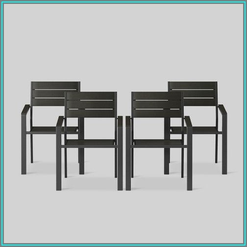 Target Patio Chairs Black