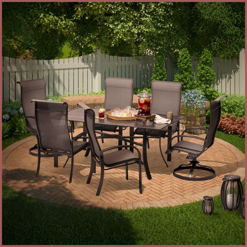 Target Threshold Patio Dining Set