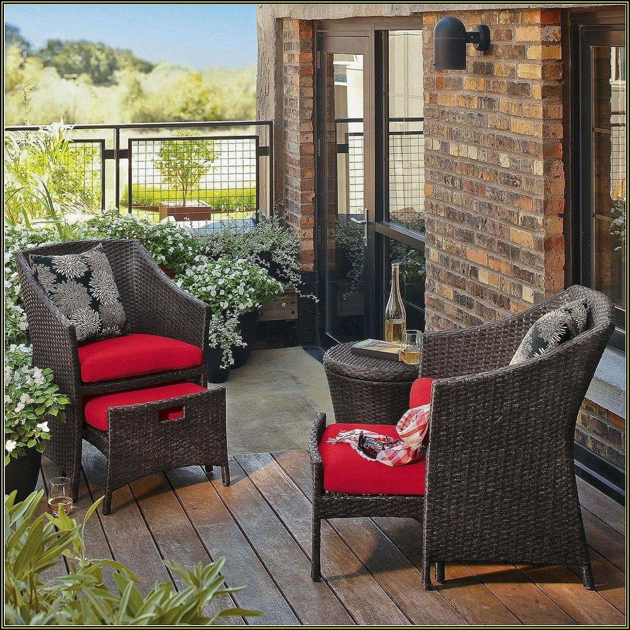 Target Wicker Patio Furniture