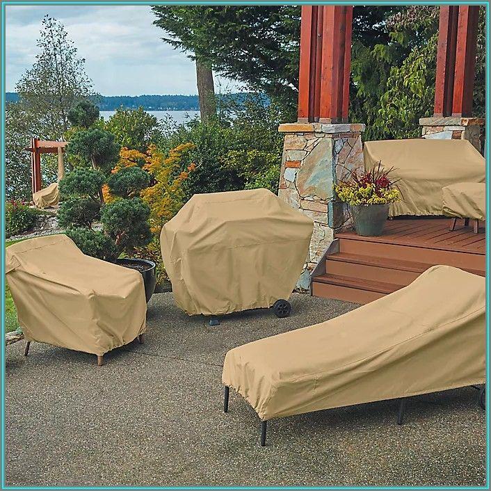 Terrazzo Patio Furniture Covers