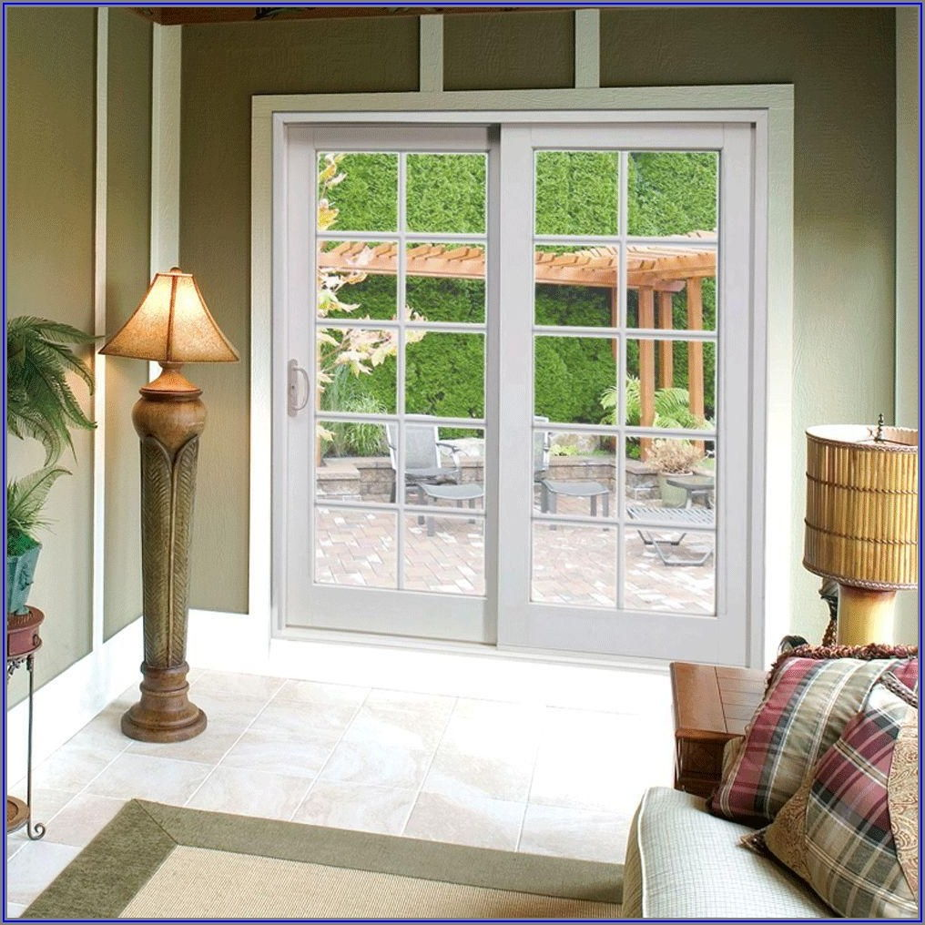 The Home Depot Patio Doors