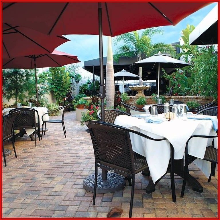 The Patio Restaurant Vero Beach