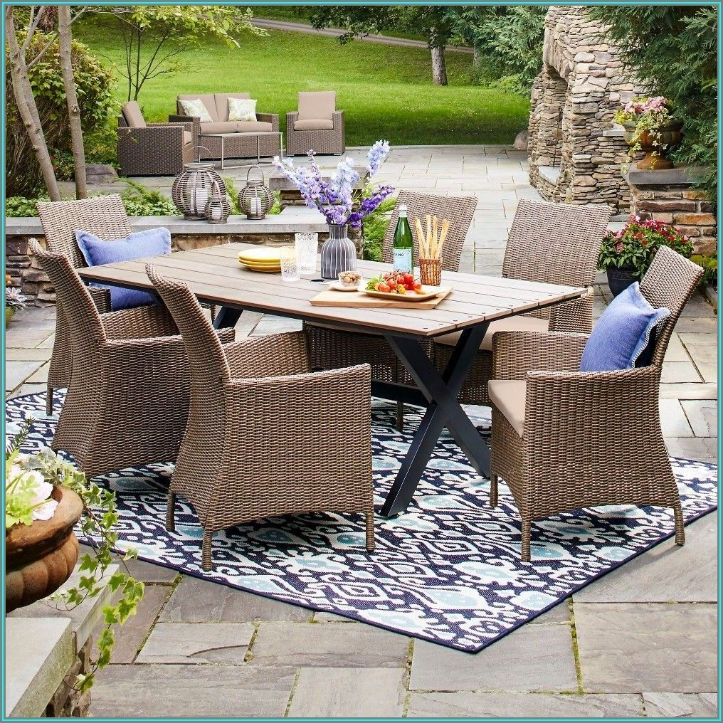 Threshold Patio Furniture Cushions