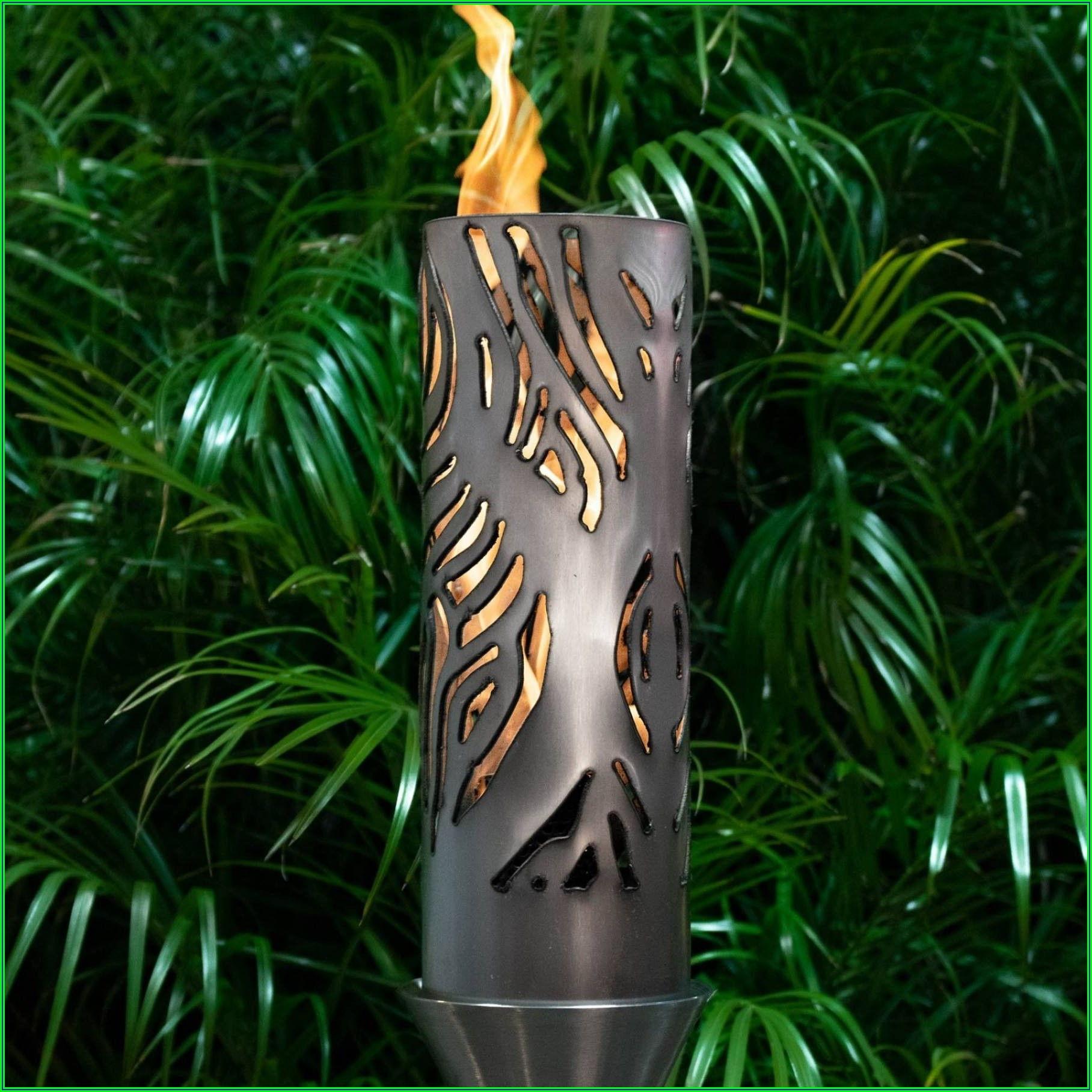 Tiki Belmont Patio Torch