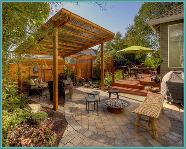 Tin Roof Patio Cover Plans