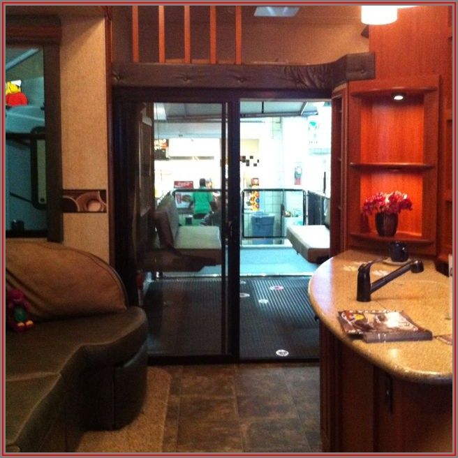 Toy Hauler Patio Doors