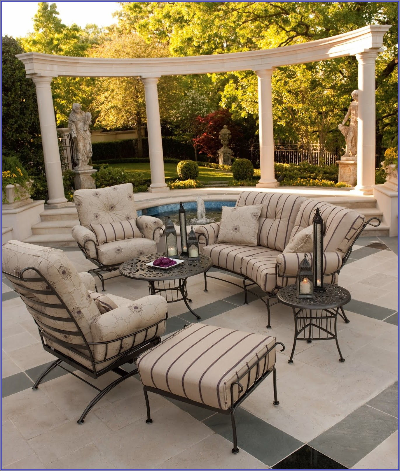 Trees And Trends Patio Furniture