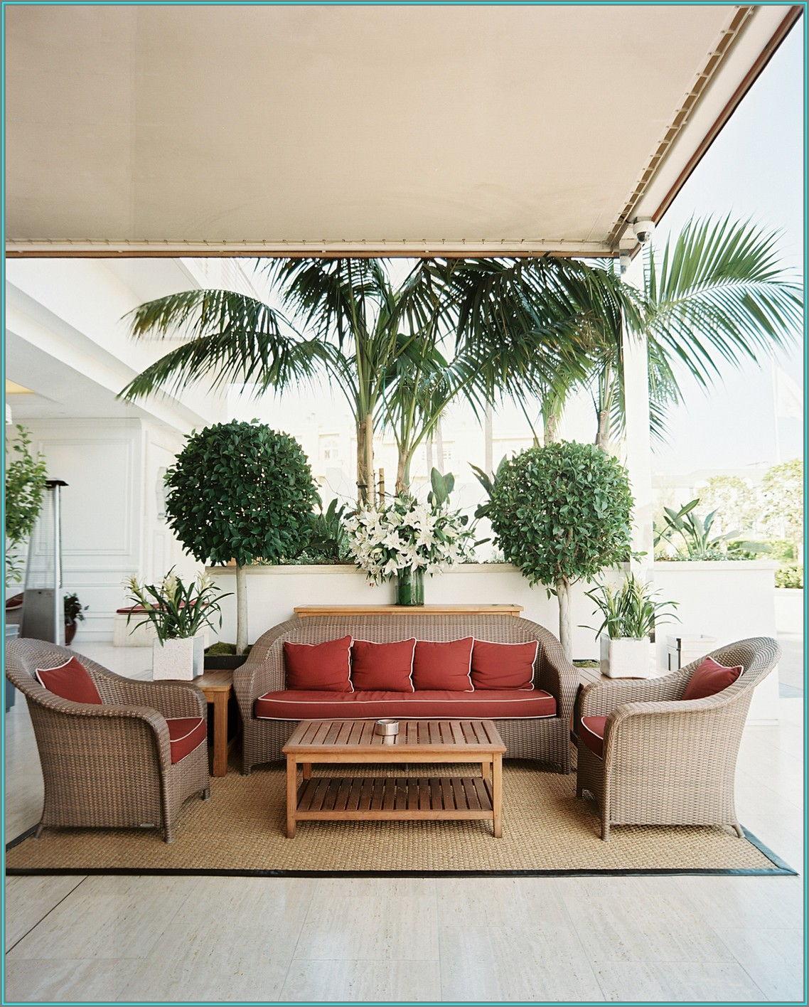 Tropical Patio Decorating Ideas