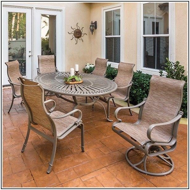 Tropitone Patio Furniture Used