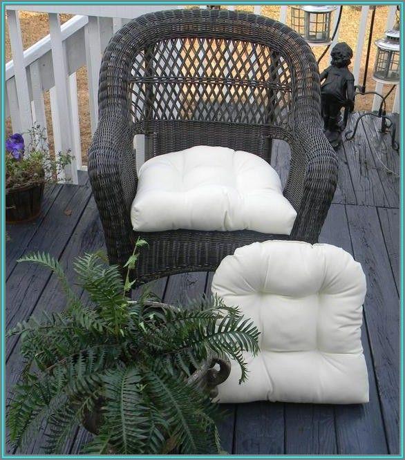 U Shaped Patio Cushions