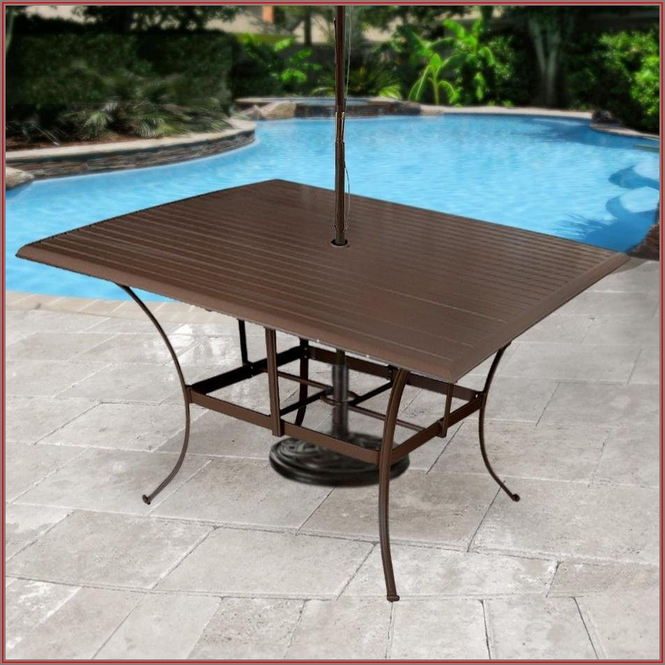 Umbrellas For Outdoor Patio Tables