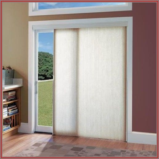 Vertical Cellular Blinds For Patio Doors