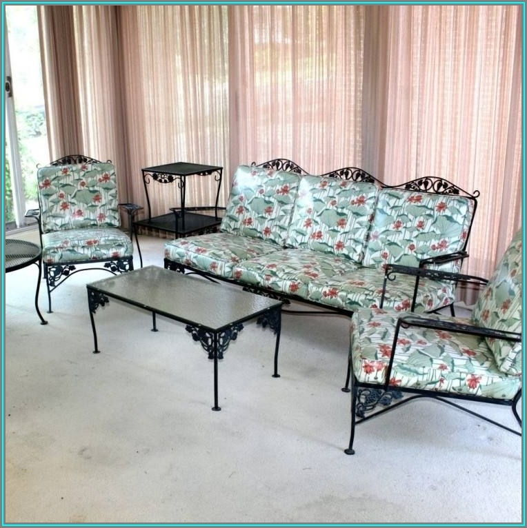 Vintage Meadowcraft Patio Furniture