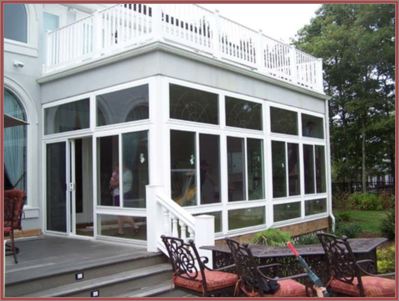 Vinyl Patio Enclosure Kits