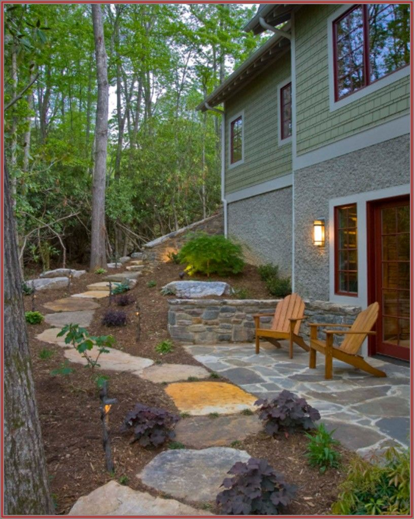 Walkout Basement Patio Ideas