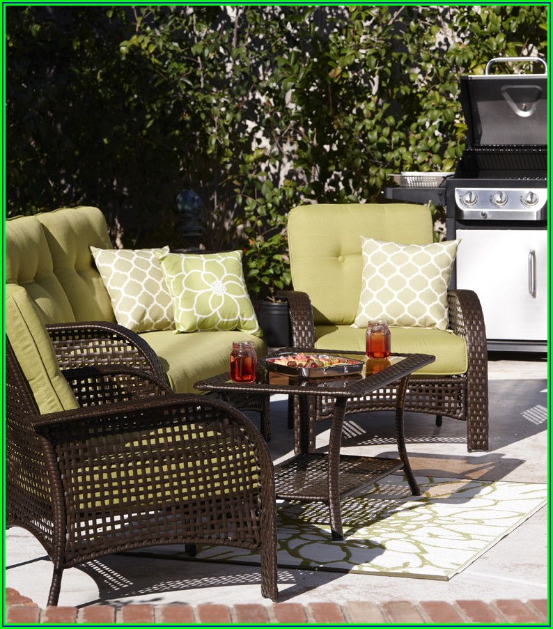 Walmart Black Patio Furniture