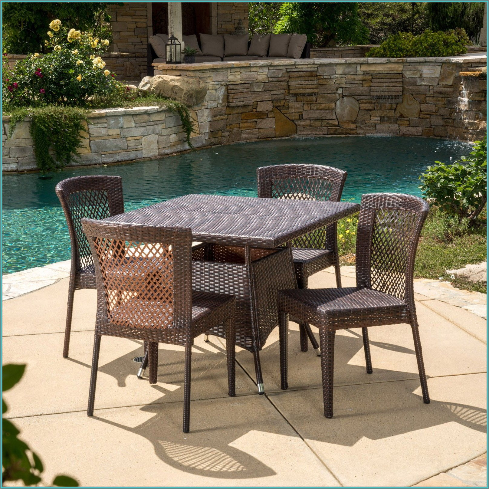 Walmart Outdoor Patio Dining Sets