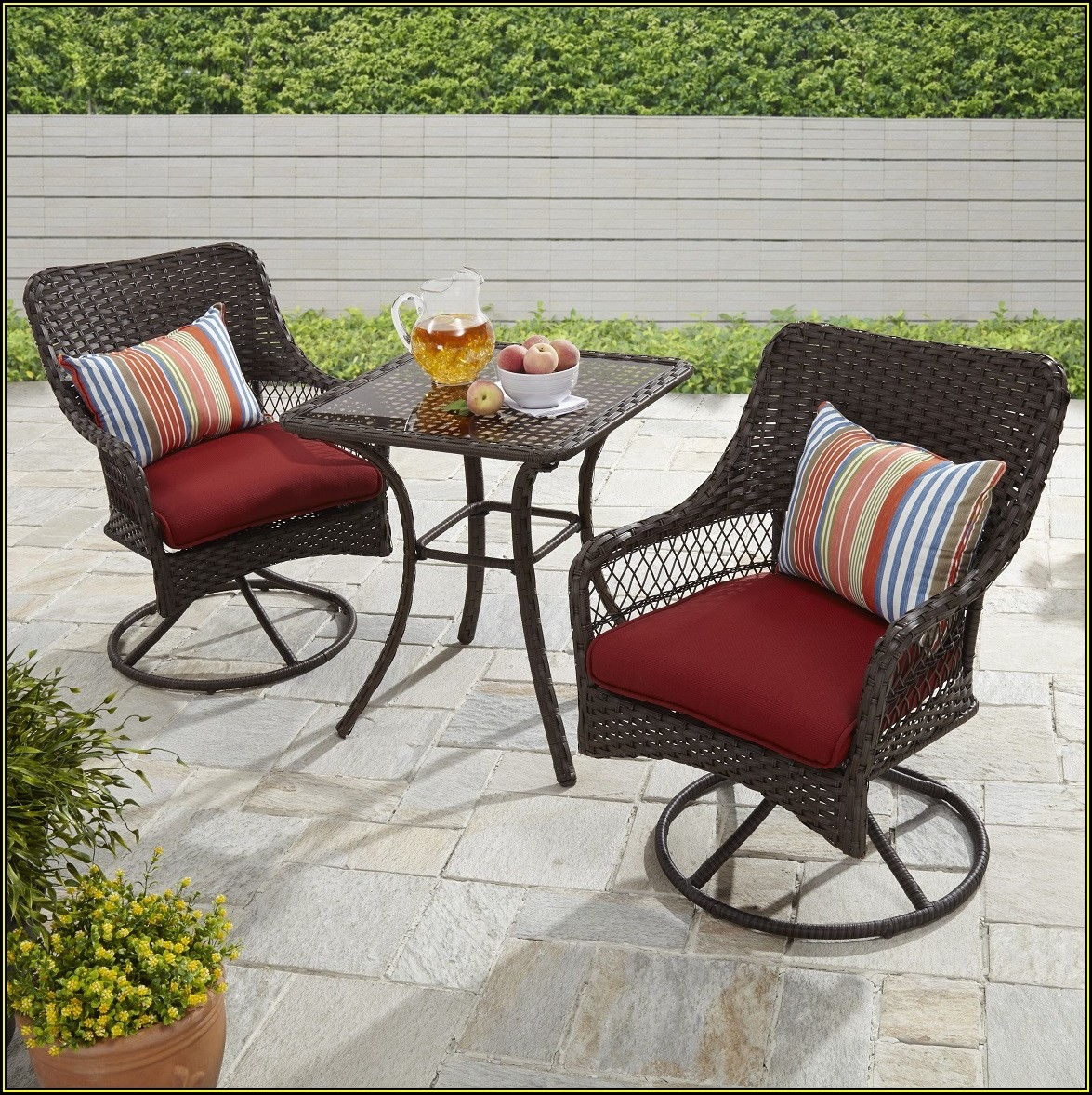 Walmart Patio Bistro Set