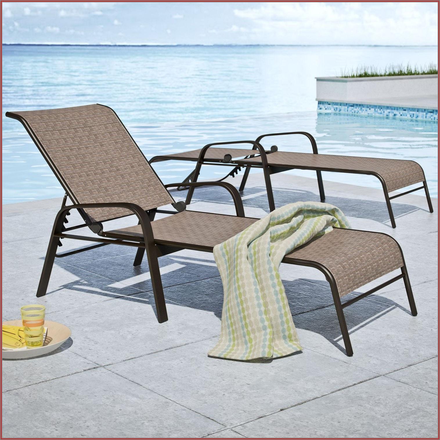 Walmart Patio Chaise Lounge Chairs