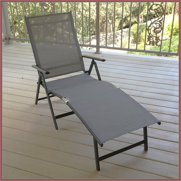 Walmart Patio Chaise Lounge