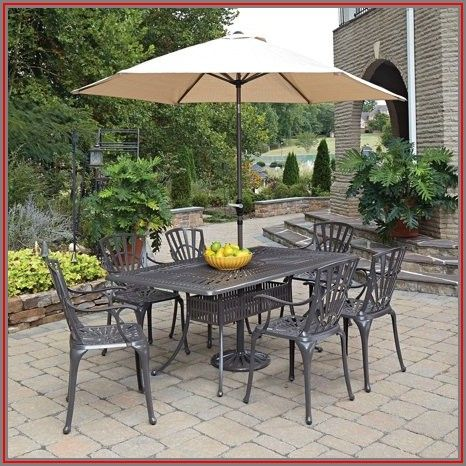 Walmart Patio Dining Table Set