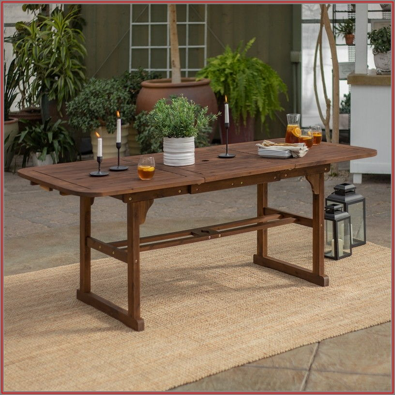 Walmart Patio Dining Table