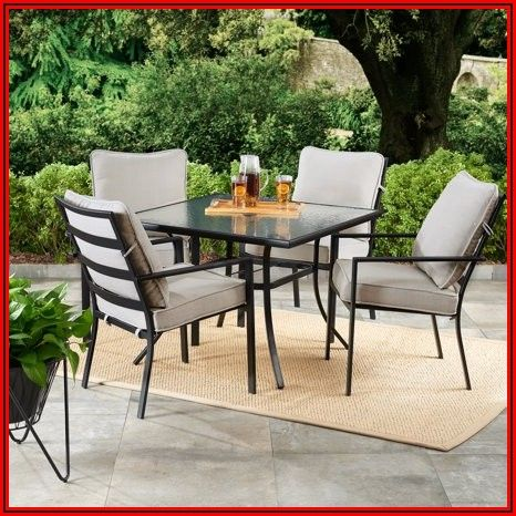 Walmart Patio Furniture 5 Piece