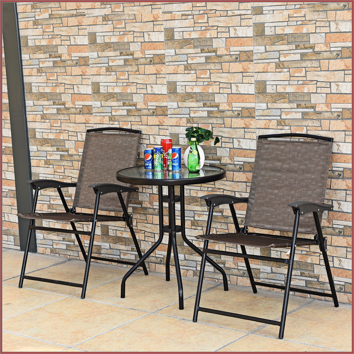 Walmart Patio Furniture Bistro Set