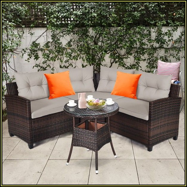 Walmart Sectional Patio Furniture
