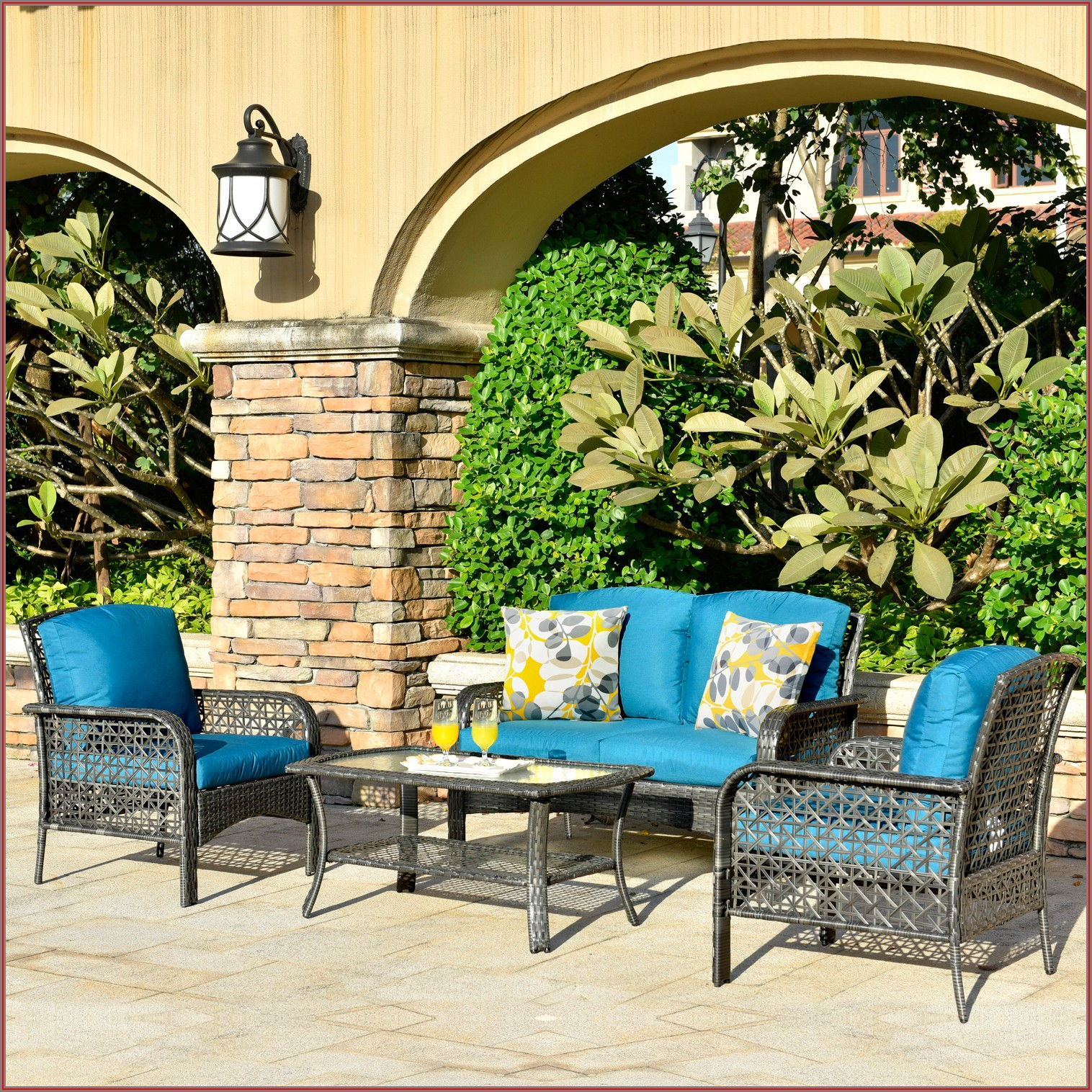 Water Resistant Patio Furniture