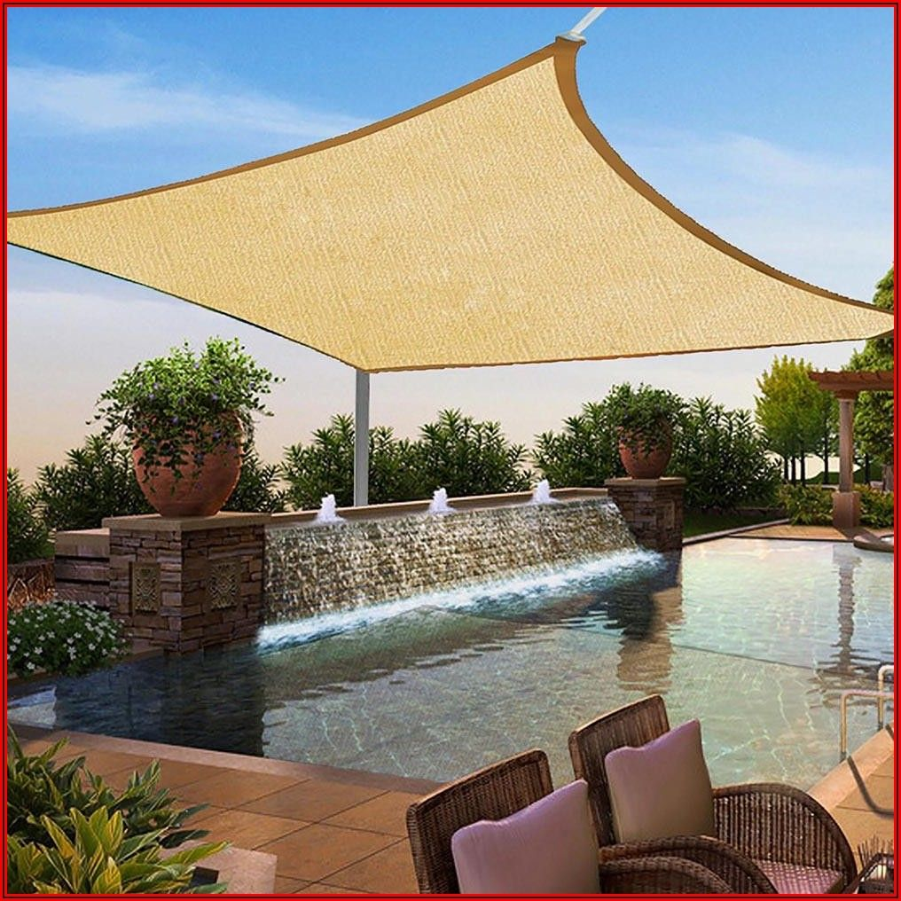 Waterproof Patio Shade Sails